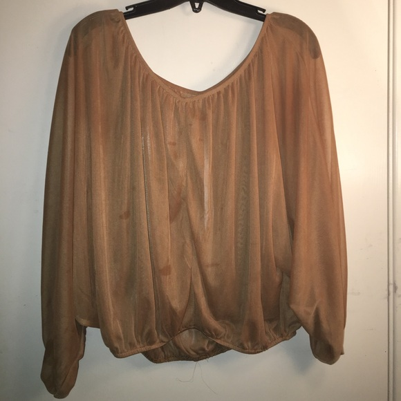 Tops Night Out Blouse Poshmark